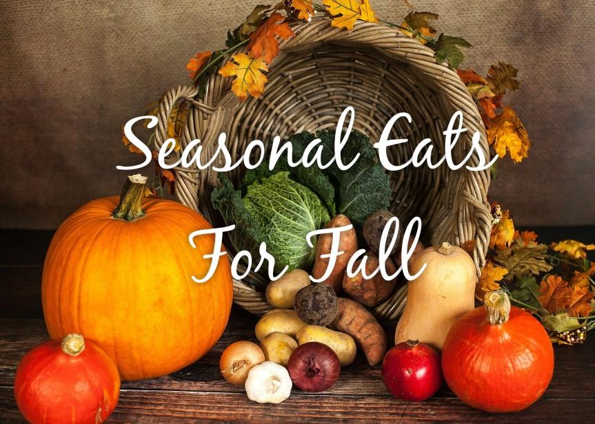 Seasonal Eating ForFall